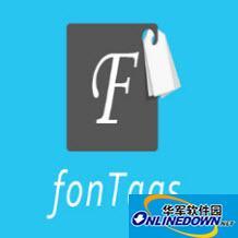 通用字体管家fonTags插件
