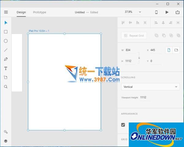 Adobe XD CC(UX设计工具)截图1