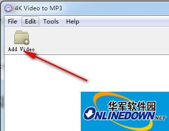 4K视频转MP3工具(4K Video to MP3)截图
