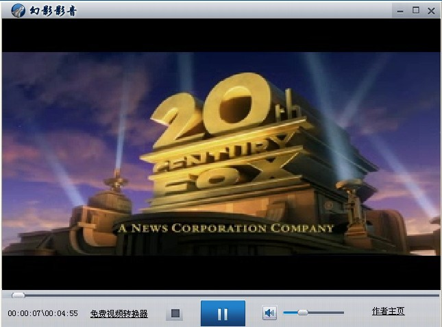 MP4视频播放器