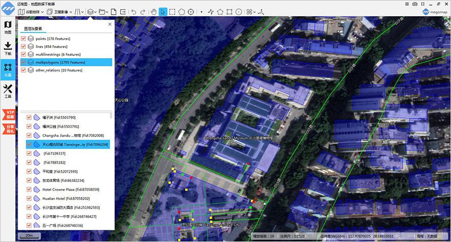迈高图-地图数据下载器
