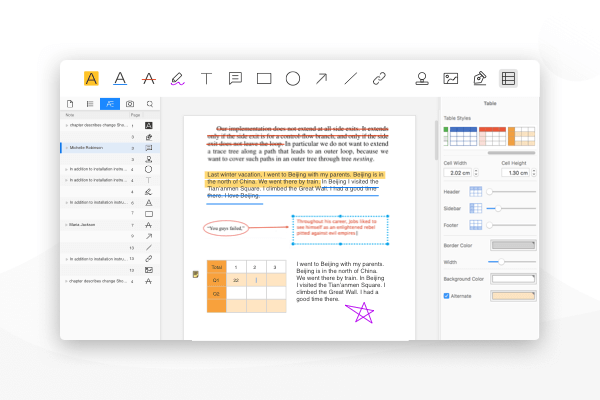 PDF Reader Pro截图3