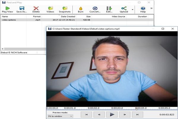 NCH Debut视频捕获和屏幕录制截图4