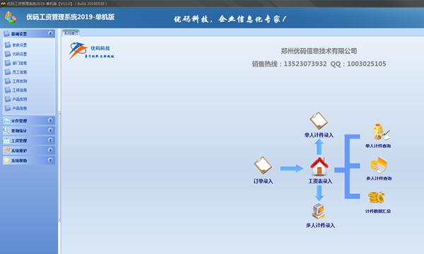 优码计件工资软件旗舰版截图1