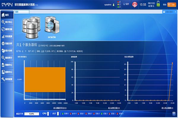 毕方数据库审计系统(标准版)