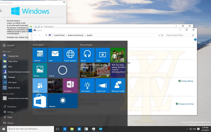 Microsoft Edge浏览器截图1