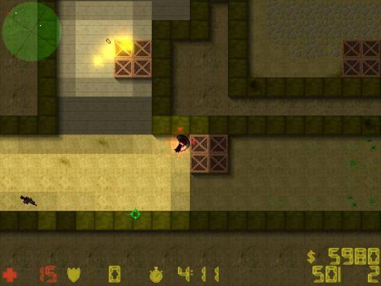 反恐精英2D版 Counter-Strike 2D for Linux