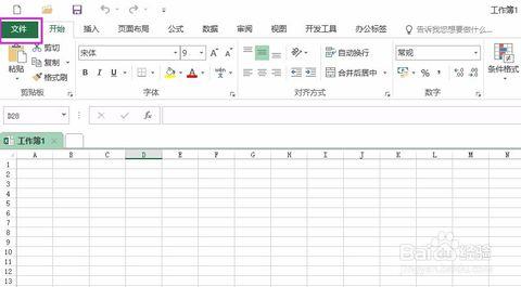 Microsoft Excel 2016截圖3