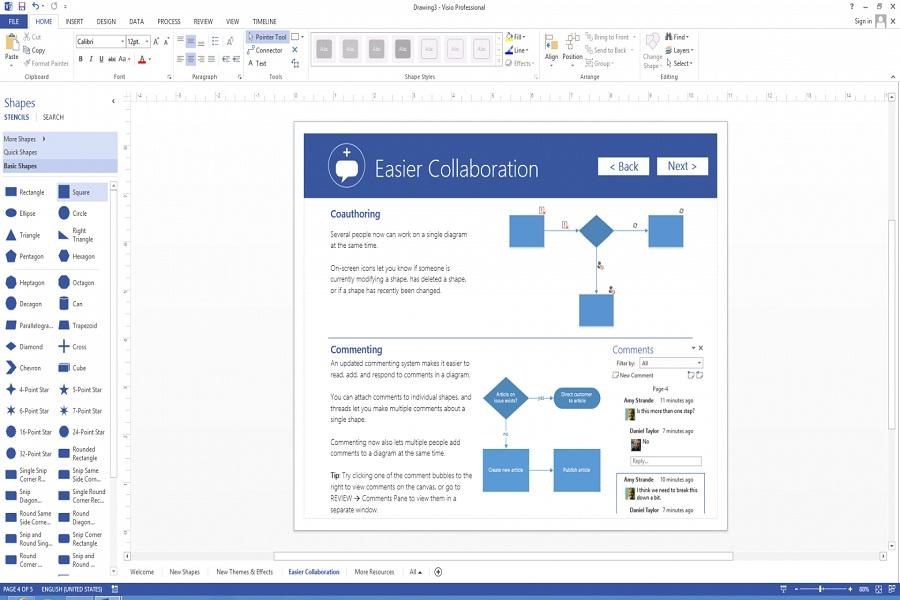 Microsoft Visio截图6