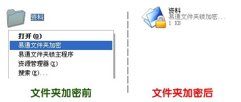 易通文件夹锁(文件夹加密必备软件)截图2