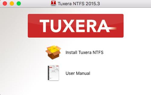 Tuxera NTFS mac读写NTFS磁盘工具截图2
