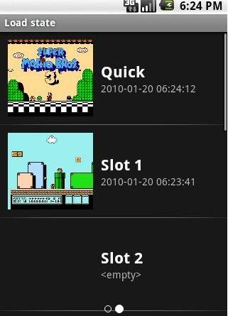 NES模拟器:Nesoid(NES emulator)截图