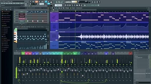 FL Studio(水果软件)
