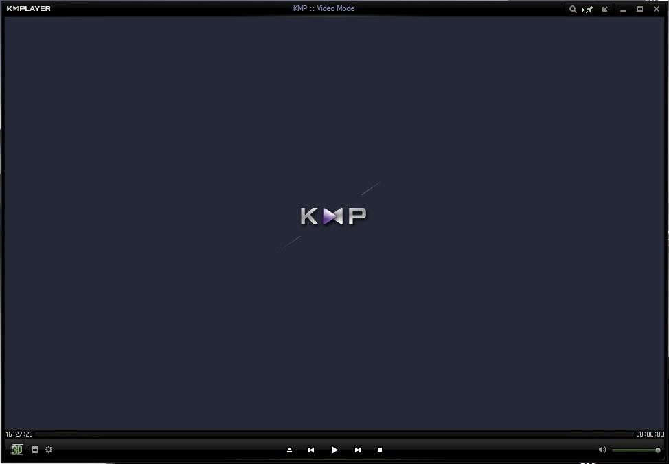 KMPlayer播放器截图
