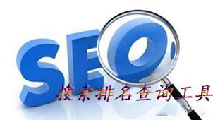 搜索排名查询工具