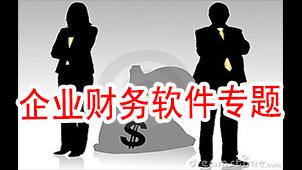 企业财务软件专题