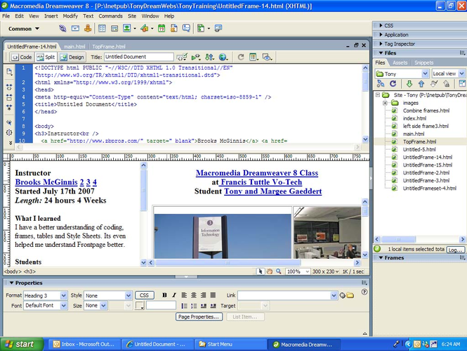 Adobe Dreamweaver截图1