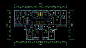 CAD图形界限