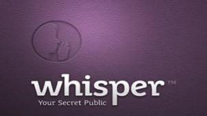 whisper是什么意思