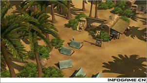 模擬人生3世界冒險專區