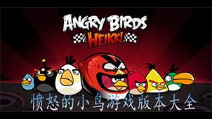 愤怒的小鸟小游戏专题