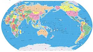 世界地图高清版专区
