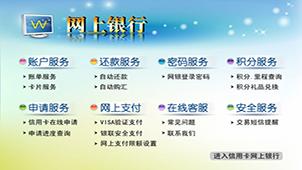 中国网银大全