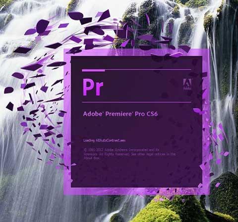 Adobe Premiere CS6截图