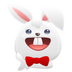 兔兔助手LOGO