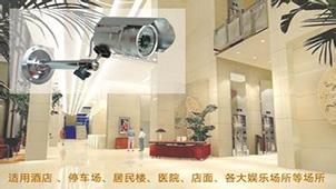 摄像头安防监控系统大全