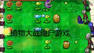 植物大战僵尸游戏下载