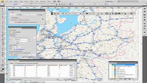 地图制作软件专题