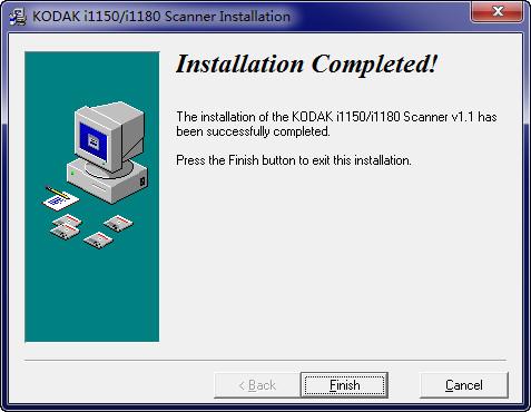柯达i1180l扫描仪驱动截图