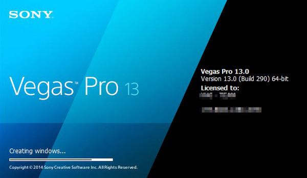 Sony Vegas Pro截图2