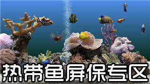热带鱼屏保专区