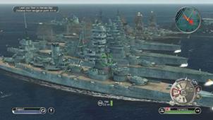 战斗位置太平洋大全