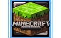 Minecraft PE段首LOGO