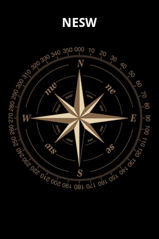 电子指南针 DigitalCompass S60 5rd截图1