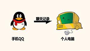 手機QQ聊天記錄導出大全
