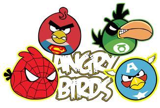 愤怒的小鸟游戏下载大全