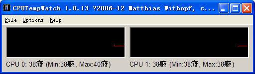 CPUTempWatch温度查看器截图1