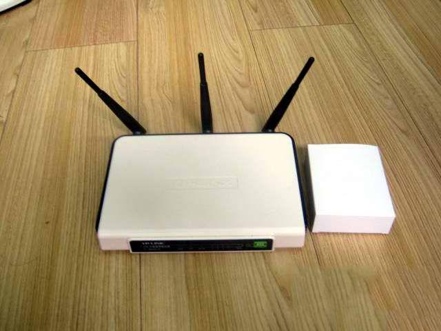 TP-Link普联TL-WR941N V2无线路由器固件截图1