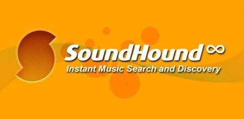 SoundHound 猎曲奇兵 Symbian^3截图1