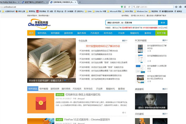 Firefox截图3