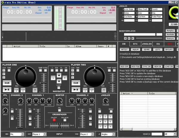 dj混音器CBLElectronics截图1
