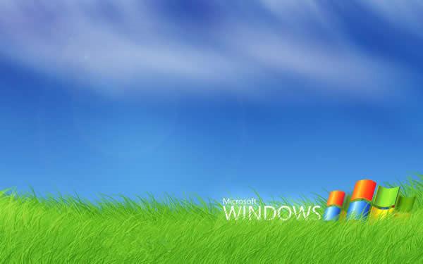 windows xp壁纸截图