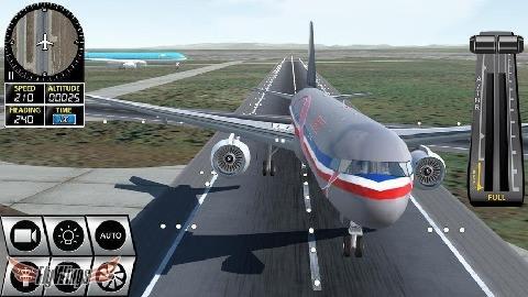 模拟飞行2016截图1