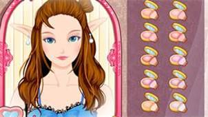 化妆游戏专区