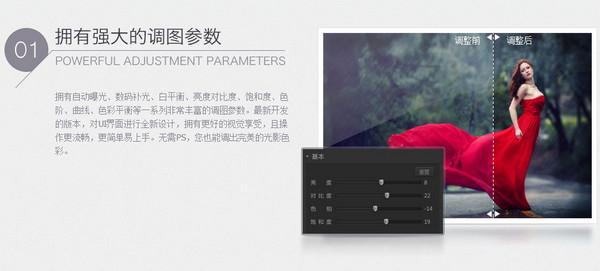 光影魔术手iPad版截图