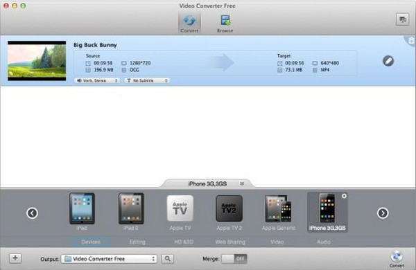 格式工厂Mac版截图